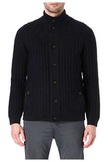 TED BAKER Faraday textured cardigan
