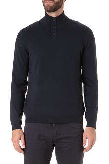 TED BAKER Naplin roll-neck jumper