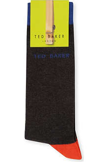 TED BAKER Plain socks
