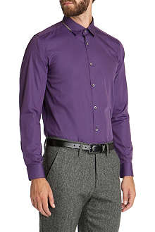 TED BAKER Itstrue trim detail shirt