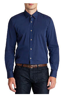 TED BAKER Endline single-cuff shirt