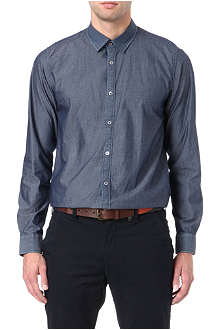 TED BAKER Shombs chambray shirt