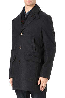 TED BAKER Zainab herringbone coat