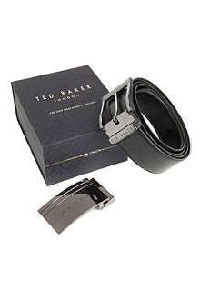 TED BAKER Goldbrg reversible belt