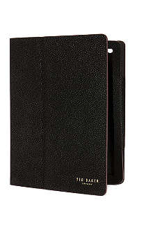 TED BAKER Scotch grain tablet case