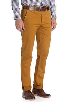 TED BAKER Slim-fit skinny chinos