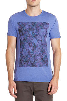TED BAKER Printed t-shirt