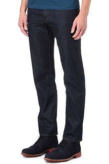 TED BAKER Obsign classic-fit straight jeans