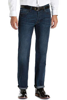 TED BAKER Odium Original-fit straight jeans