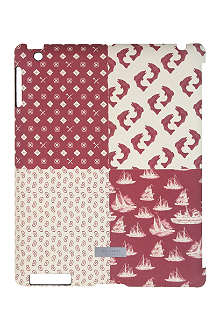 TED BAKER The Fish printed iPad case