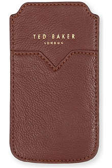 TED BAKER Logo iPhone case