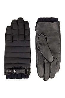 TED BAKER Solace quilted gloves