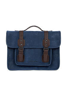 TED BAKER Scotch grain satchel