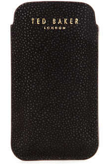 TED BAKER Allreet scotchgrain phone case