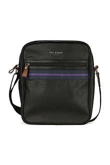 TED BAKER Tohop webbing flight bag