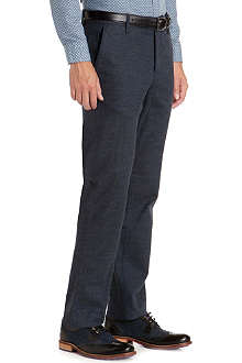 TED BAKER Funwig classic-fit straight trouser