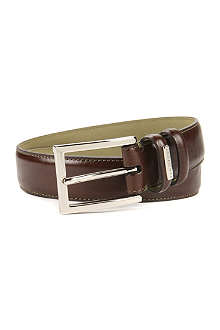 TED BAKER Leather formal belt