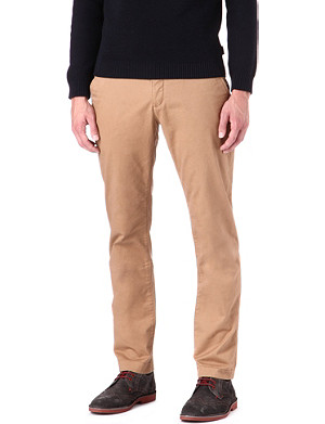 TED BAKER Goblinn classic fit chinos