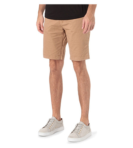 TED BAKER Kreacha chino shorts (Tan
