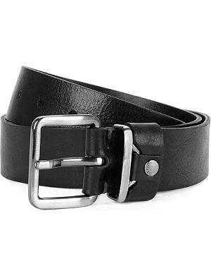 TED BAKER Katchit metal keeper rivet belt