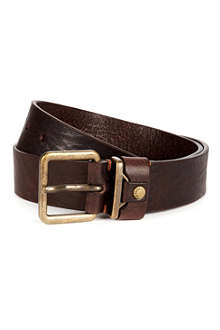 TED BAKER Katchit metal keeper rivet belt