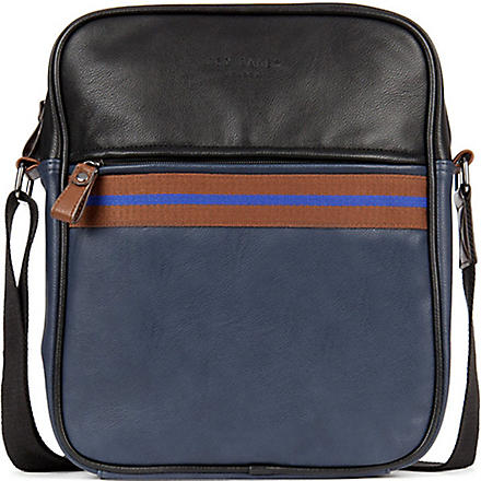 TED BAKER Miquel flight bag (Black