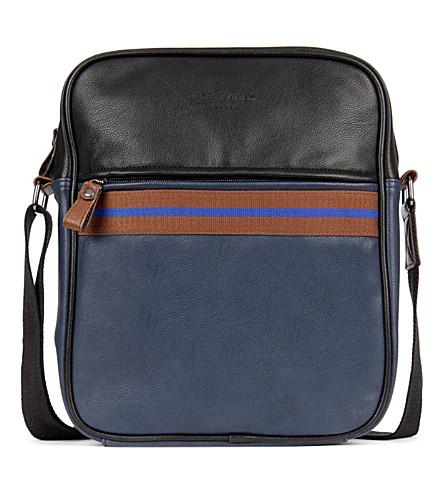 TED BAKER Miquel flight bag (Black