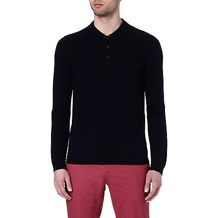 TED BAKER Harvel knit jumper (Navy