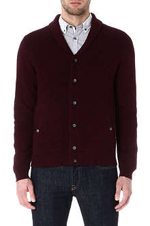TED BAKER Emple shawl neck cardigan