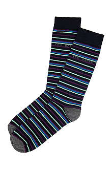 TED BAKER Treakle striped socks