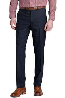TED BAKER Elratro textured trousers