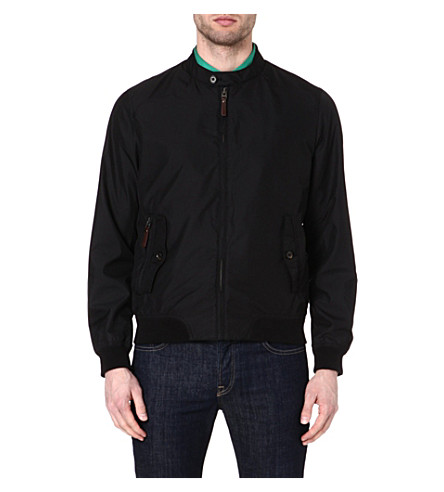 TED BAKER Bilbo nylon bomber jacket (Black