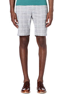 TED BAKER Treeber cotton shorts