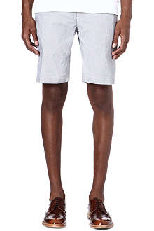 TED BAKER Staddle stripe shorts