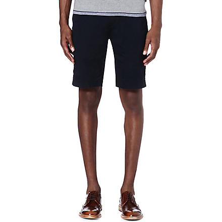 TED BAKER Bagend chino shorts (Navy
