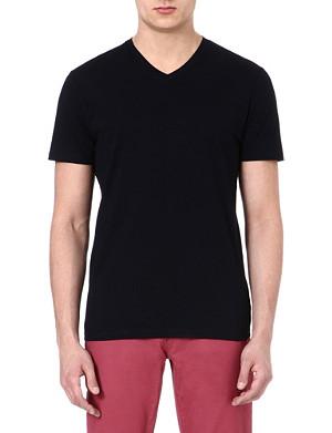 TED BAKER Barvhat v-neck t-shirt