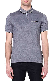 TED BAKER Ashland cotton polo shirt