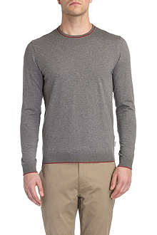 TED BAKER Paulbur crew-neck top