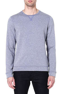 TED BAKER Loocy jersey sweatshirt