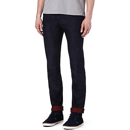 TED BAKER Slilsoe slim cut jean (Purple