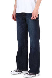 TED BAKER Barras regular-fit bootcut jeans