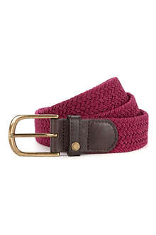 TED BAKER Lastie elastic colourblock belt