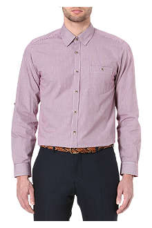 TED BAKER Checked shirt