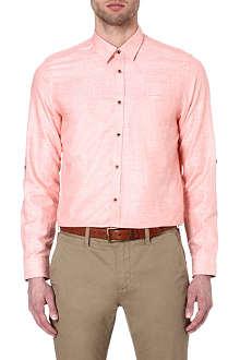TED BAKER Forever linen shirt