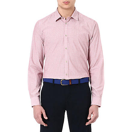 TED BAKER Terrif shirt (Red