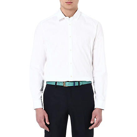 TED BAKER Ulukhot shirt (White