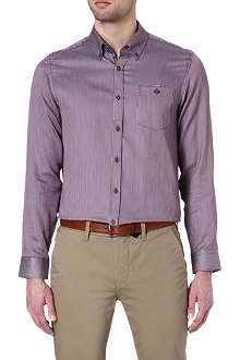 TED BAKER Supofly stripe shirt