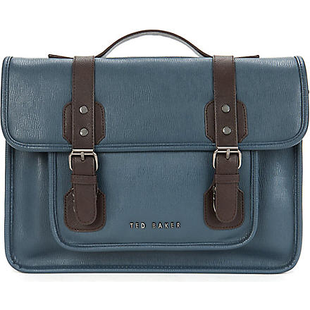 TED BAKER Satchel bag (Blue