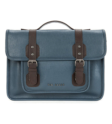 TED BAKER Satchel bag (Blue