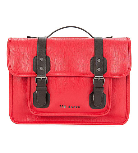 TED BAKER Satchel bag (Red